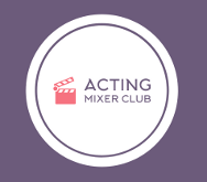 Acting Mixer Club Logo