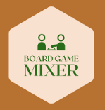 Board Game Mixer Logo