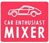 Car Enthusiast Mixer Logo