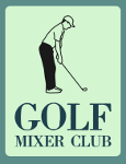 Golf Mixer Club Logo